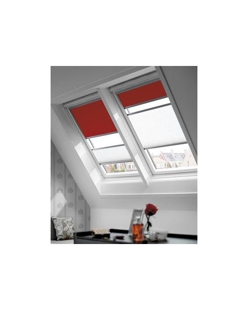 VELUX EBY W27 2000 White 18mm Gap 2m Long Adjustable Trimmer