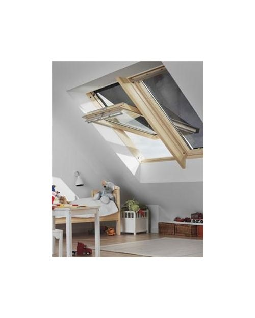 VELUX EBY W27 3000 Pine 18mm Gap 2m Long Adjustable Trimmer