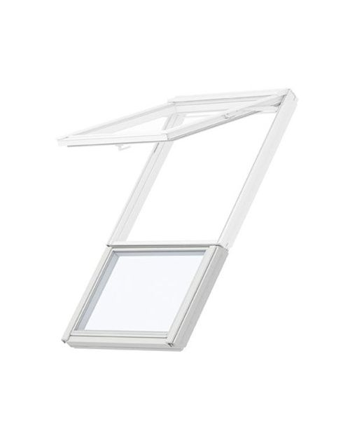 VELUX GIL MK34 2060 White Paint Noise Reduction Fixed Element 78x92cm