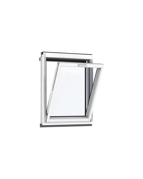 VELUX VFE MK35 2070 White Paint Laminated Bottom Hung Vertical Element 78x95cm