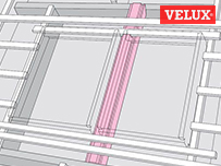 VELUX Support Trimmers