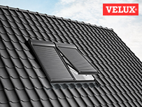 VELUX External Awning Blinds Roller Shutters