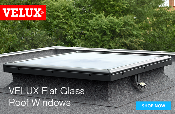 VELUX Flat Glass Windows