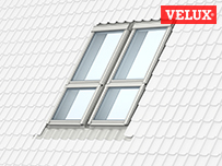 VELUX Sloping Combinations