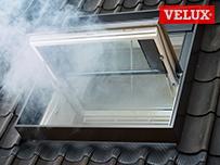 VELUX Smoke Ventilation